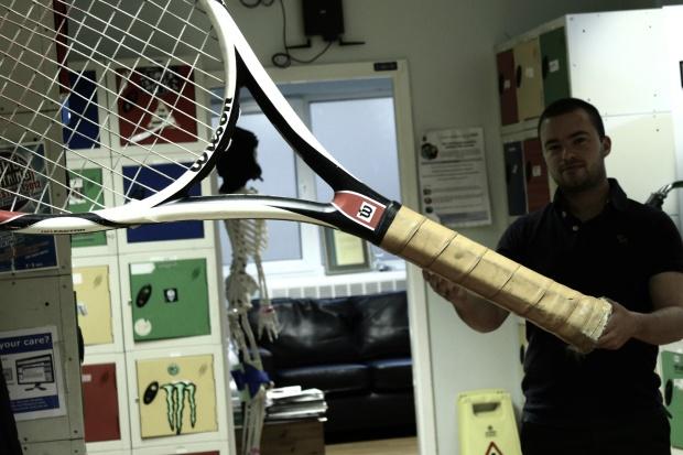 Large racket!!